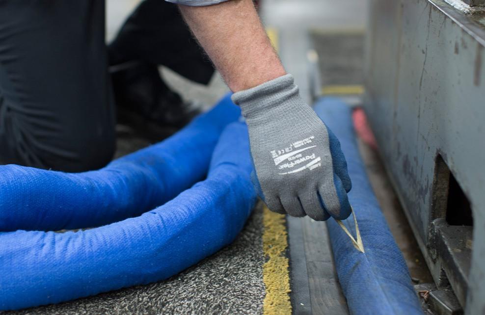 SorbIts® SuperSocks™ Reusable Oil Absorbent Socks