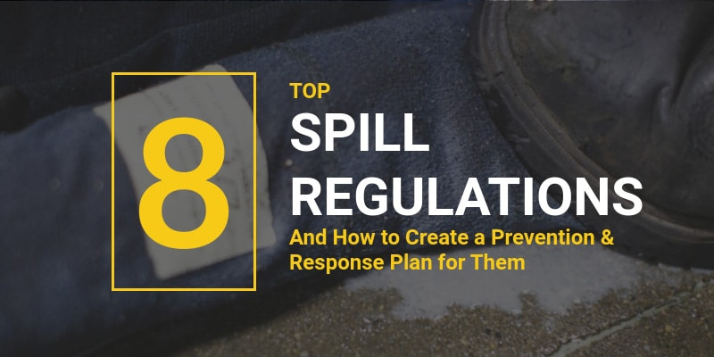 Oil Spill Requirements
