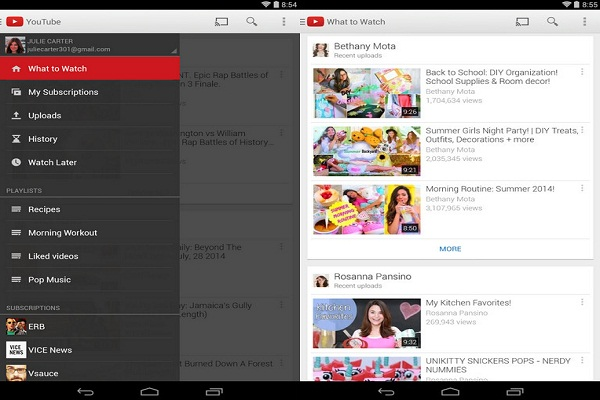 Play YouTube in Background with Screen Off on Android Devices Online and Offline