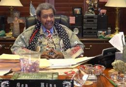 Don King Part 1 President Trump