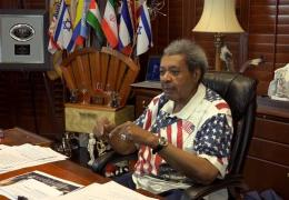 Don King - Nelson Mandela