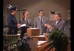 Dragnet - The Big Departure