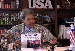 Don King Talks President Trump  Part 2