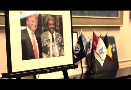 Don King Letter To President Trump