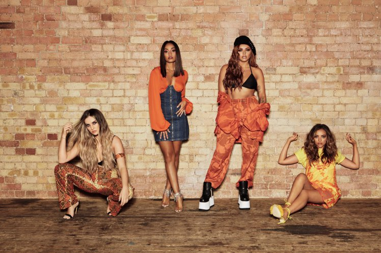 Little Mix – Reggaeton Lento Remix Ft CNCO