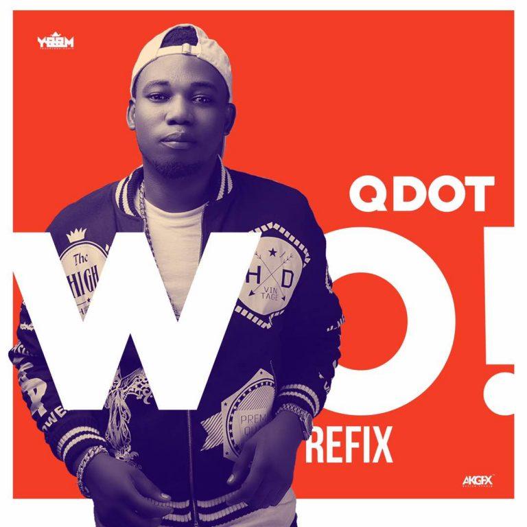 QDot - WO (Refix) (Prod by Antras)