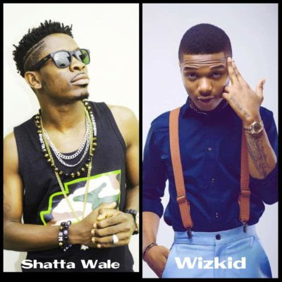 VIDEO: Shatta Wale Threatens To Interrupt Wizkid's Show In Ghana, With Gun