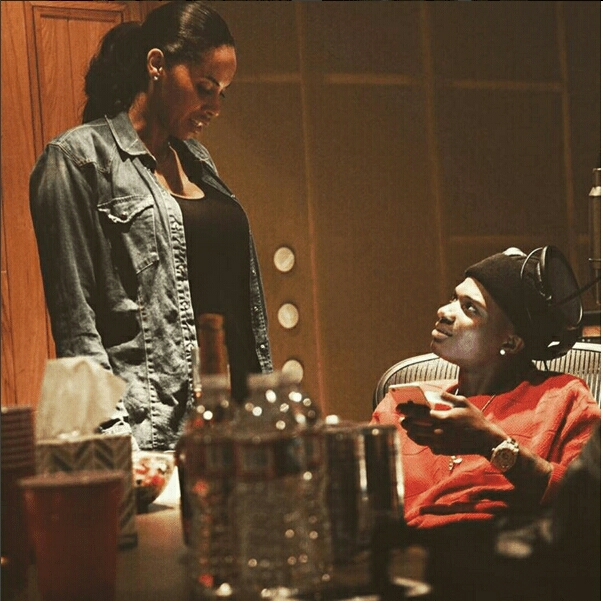 Wizkid Confirms He Welcomed A Baby Boy With His Manager, Jada Pollock | See His Name