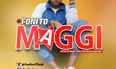 Fonito - Maggi (Prod. By Waziri Tunes) art