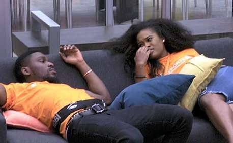 Big Brother Naija Tobi finally 'dumps' Cee-C #BBNaija