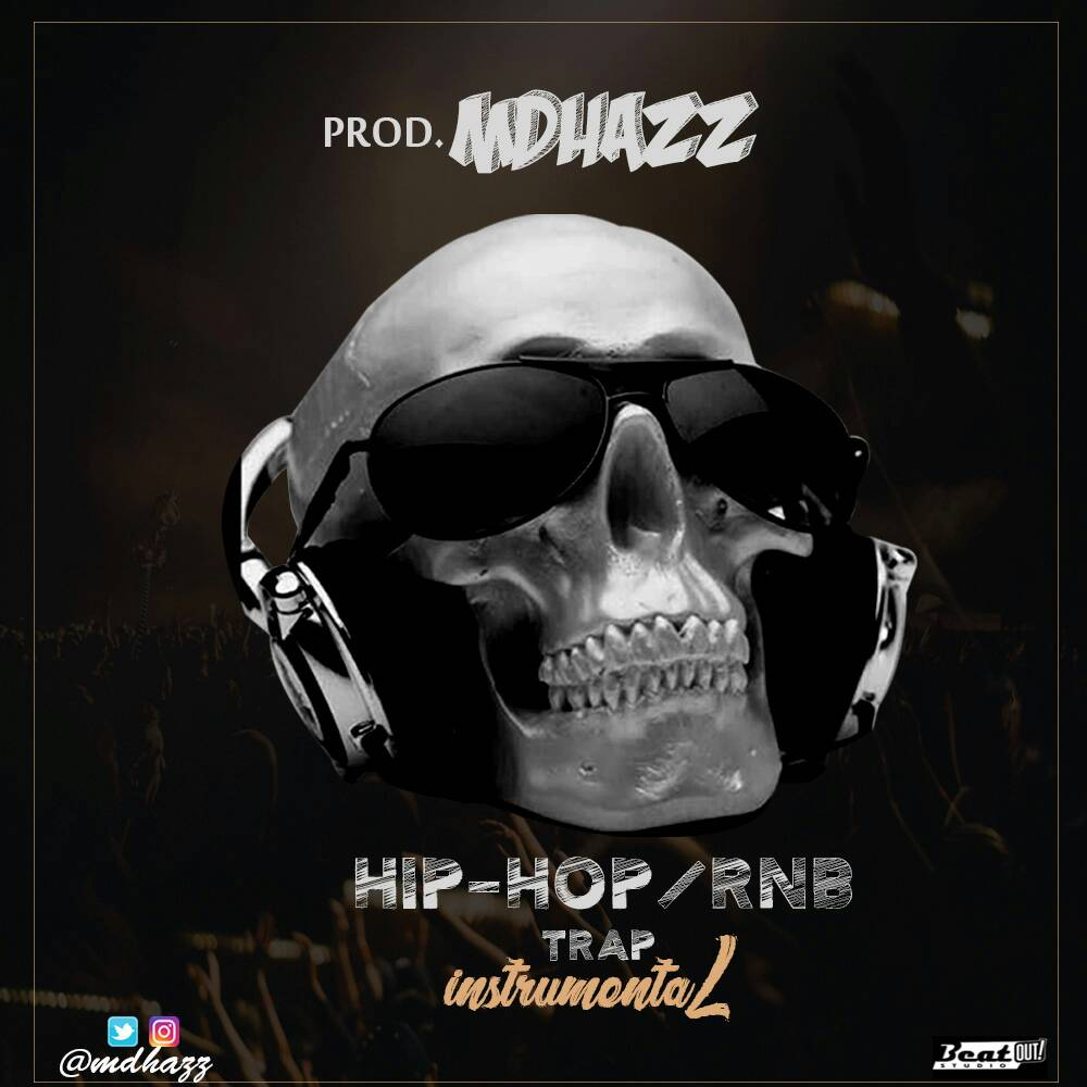 FREE BEAT: BeatOut Hip-hop RnB &Trap Instrumental (Prod. @mdhazz)