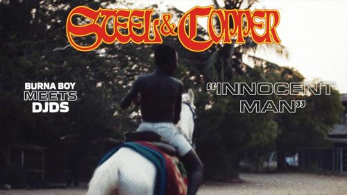 Burna Boy x DJDS – 34 (Steel & Copper)