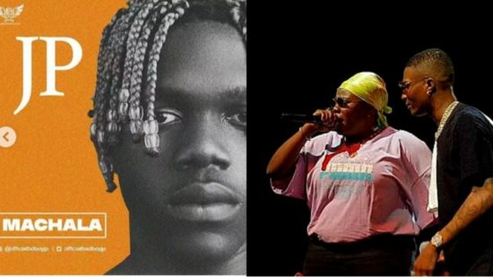 Upcoming Singer Calls Out Wizkid And Teni For Song Theft