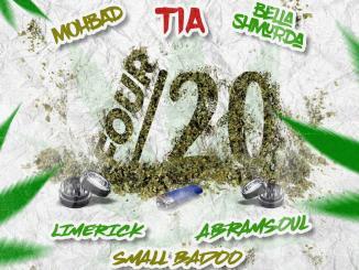 T I A ft Bella Shmurda x Mohbad x Limerick x Abramsoul x Small Baddo - Four 20