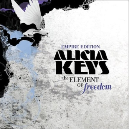 Alicia Keys  The Element of Freedom  iTunesMusicCovers