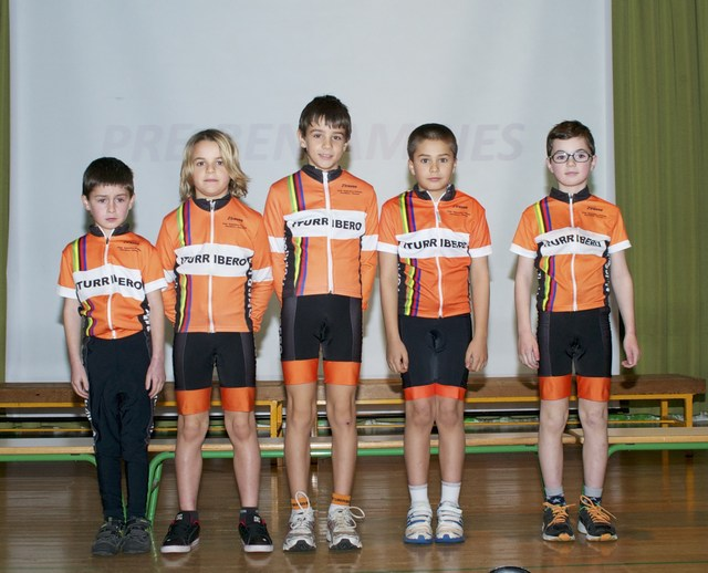 mini-BENJAMINES Iturribero 2014