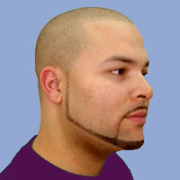 Thin Beard