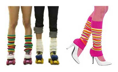 Rollerskates and Legwarmers