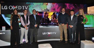 LG presenta Televisor OLED 4K