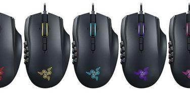 Nuevo Mouse Razer Naga Chroma