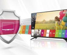 Sistema operativo WebOs de LG protege de virus a los Smart TV