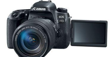 Nuevas-Cámaras-Canon-EOS-Rebel-T7i-Y-EOS-77D