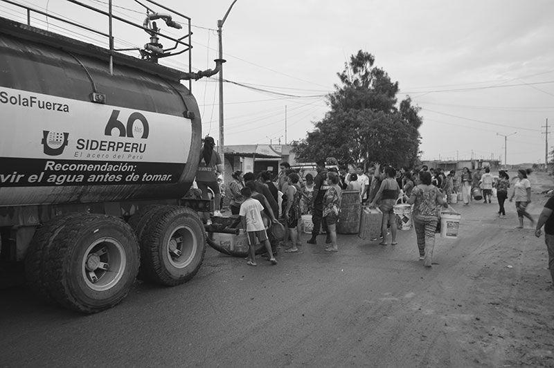 SIDERPERU presente en la emergencia en Perú