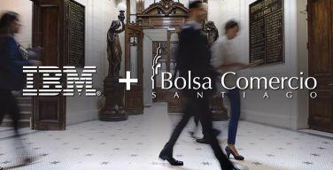 IBM-y-Bolsa-de-Santiago-entregarán-solución-Blockchain