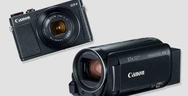 Nuevas-Canon-PowerShot-G9-X-Mark-II-y-videocámaras-VIXIA-HF-Serie-R