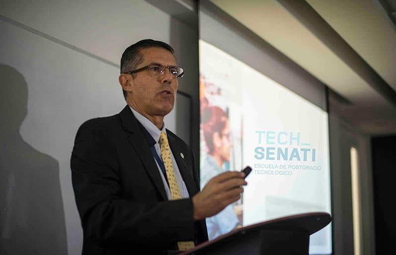 Tech SENATI: escuela de postgrado para técnicos en el Perú