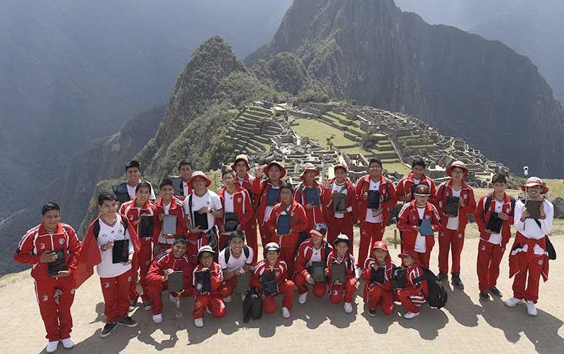 Samsung anuncia alianza para la preservación de la cultura quechua