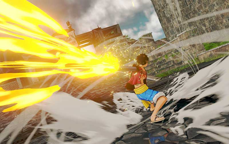 ONE PIECE: World Seeker llega en 2018