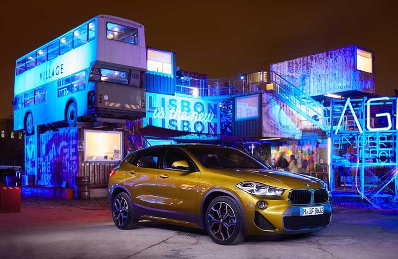 BMW X2 con nuevas motorizaciones