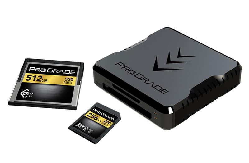 ProGrade Digital lanza una nueva línea de tarjetas de memoria