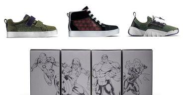 Clarks-Kids-y-Marvel-crean-una-colección-exclusiva