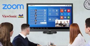 ViewSonic-anuncia-integración-con-el-software-Zoom