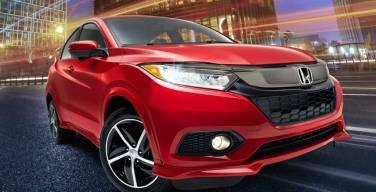 El Honda HR-V 2019 obtiene clasificación IIHS