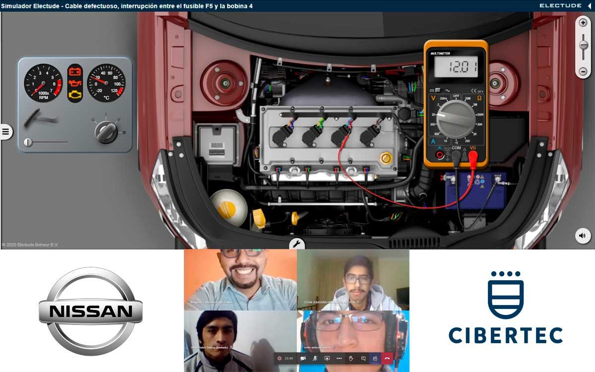 nissan-peru-y-cibertec-promueven-la-primera-competencia-de-tecnicos-mecanicos-online