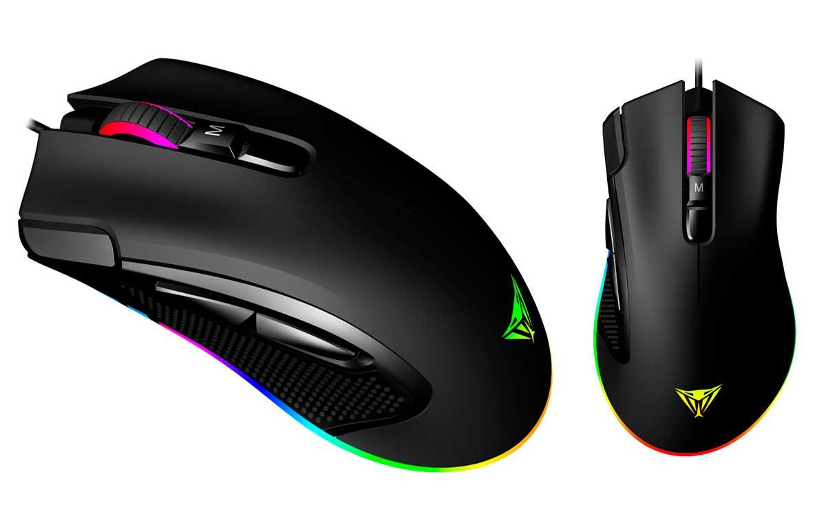 patriot-lanzo-su-mouse-optico-gaming-viper-551