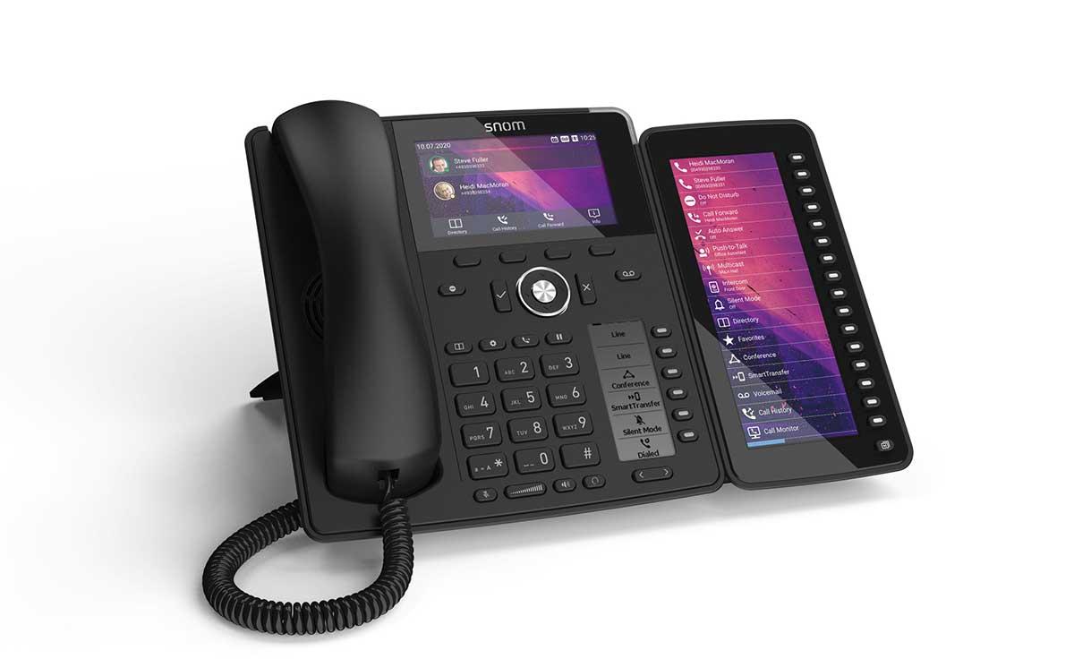 snom-d7c-nuevo-modulo-de-expansion-que-aporta-funcionalidad-y-color-a-la-comunicacion