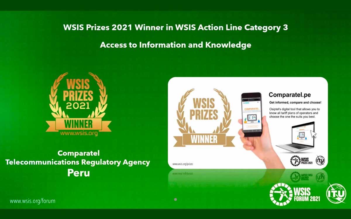 peru-conquista-premio-internacional-en-cumbre-mundial-sobre-sociedad-de-la-informacion-2021