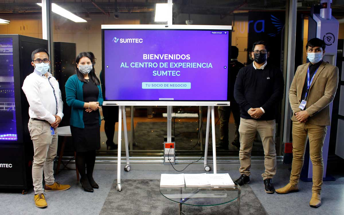 sumtec-inaugura-innovador-centro-de-experiencia