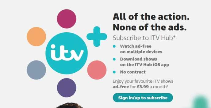 Watch ITV from abroad
