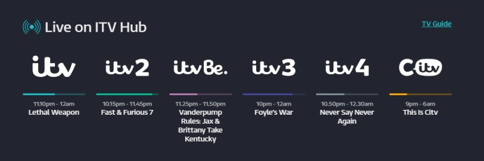 Which is the best VPN as you want to stream ITV live online?