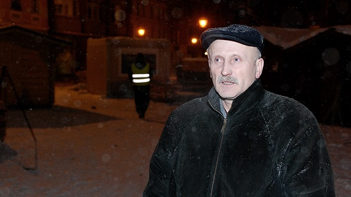 Vilis Ivanovskis uz barikādēm devās sirds aicināts