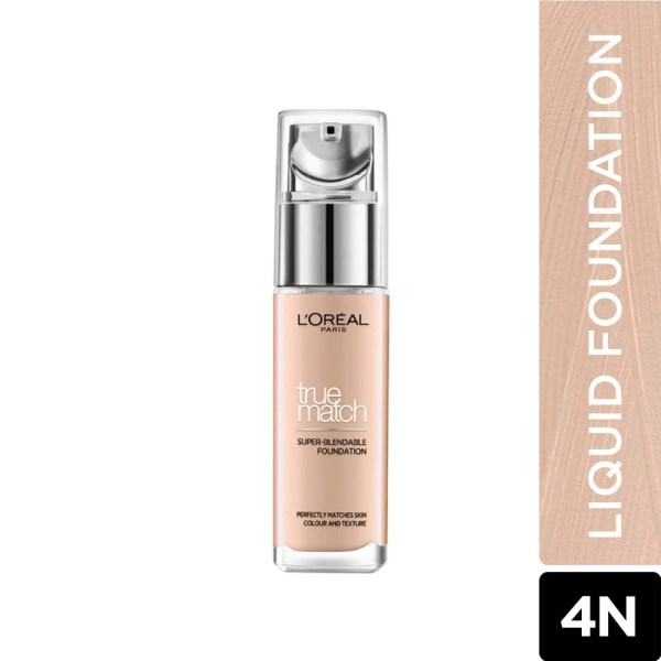 L'Oreal True Match Super Blendable Liquid Foundation 30ml - 2R50J