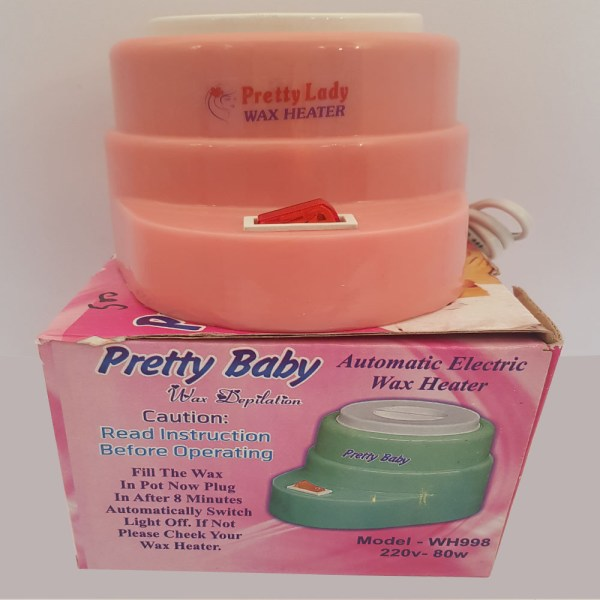 Pretty Baby Automatic Hair Removal Wax Heater - 5X00I