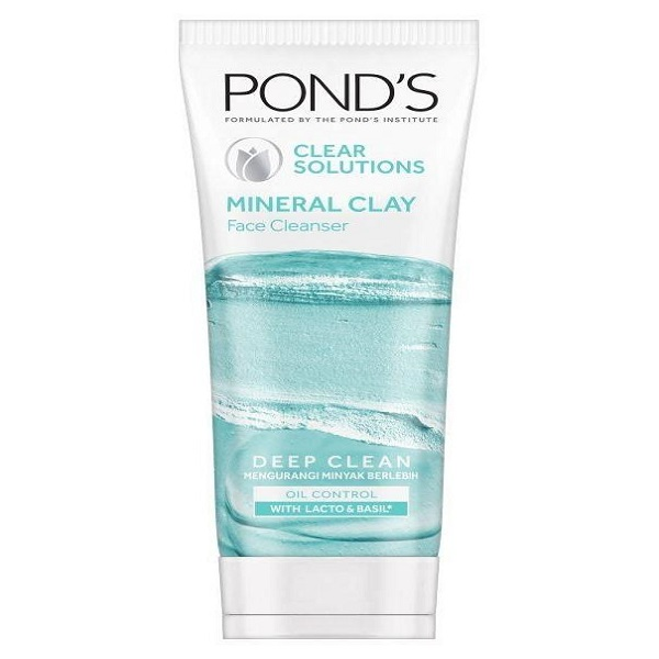 Original Clear Solution Mineral Clay Face Cleaser - 1ET60W