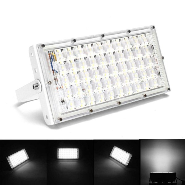 LED Waterproof Flood Light 50W 4D5T0