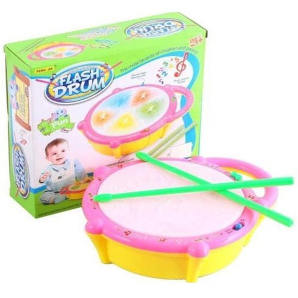 Best Selling Kids Flash Drum Toy - 5C2S5